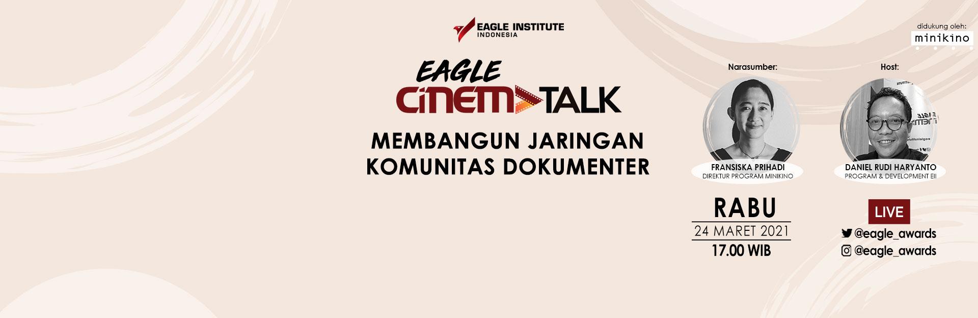 Eagle Cinema Talk