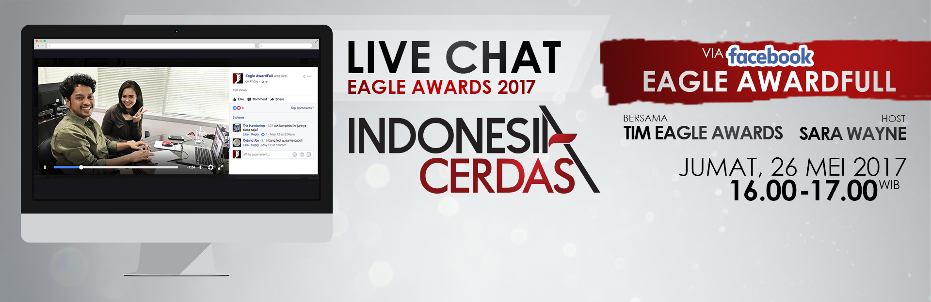 Live Chat EADC2017 part 5