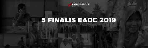 5 Finalis EADC2019 Bakti Indonesia