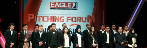 Foto Pitching Forum Indonesia Sehat
